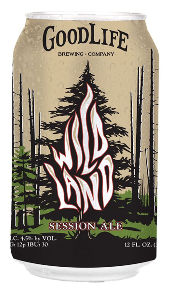 goodlife wildland sustainable session ale