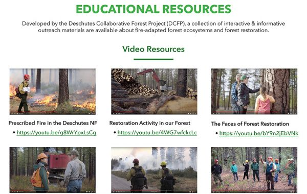 Educational Resources Handout PDF
