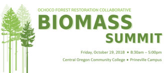Biomass Summit to be held in Prineville