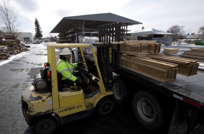 Wood products industry shows job growth