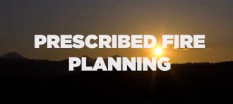 Video: Prescribed Fire Planning